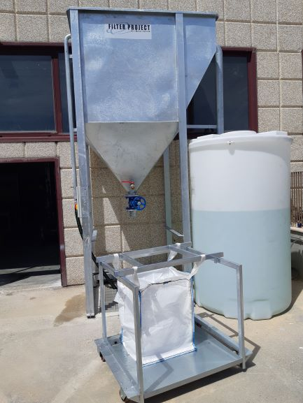 FILTRI PROJECT - WATER TREATMENT SYSTEM