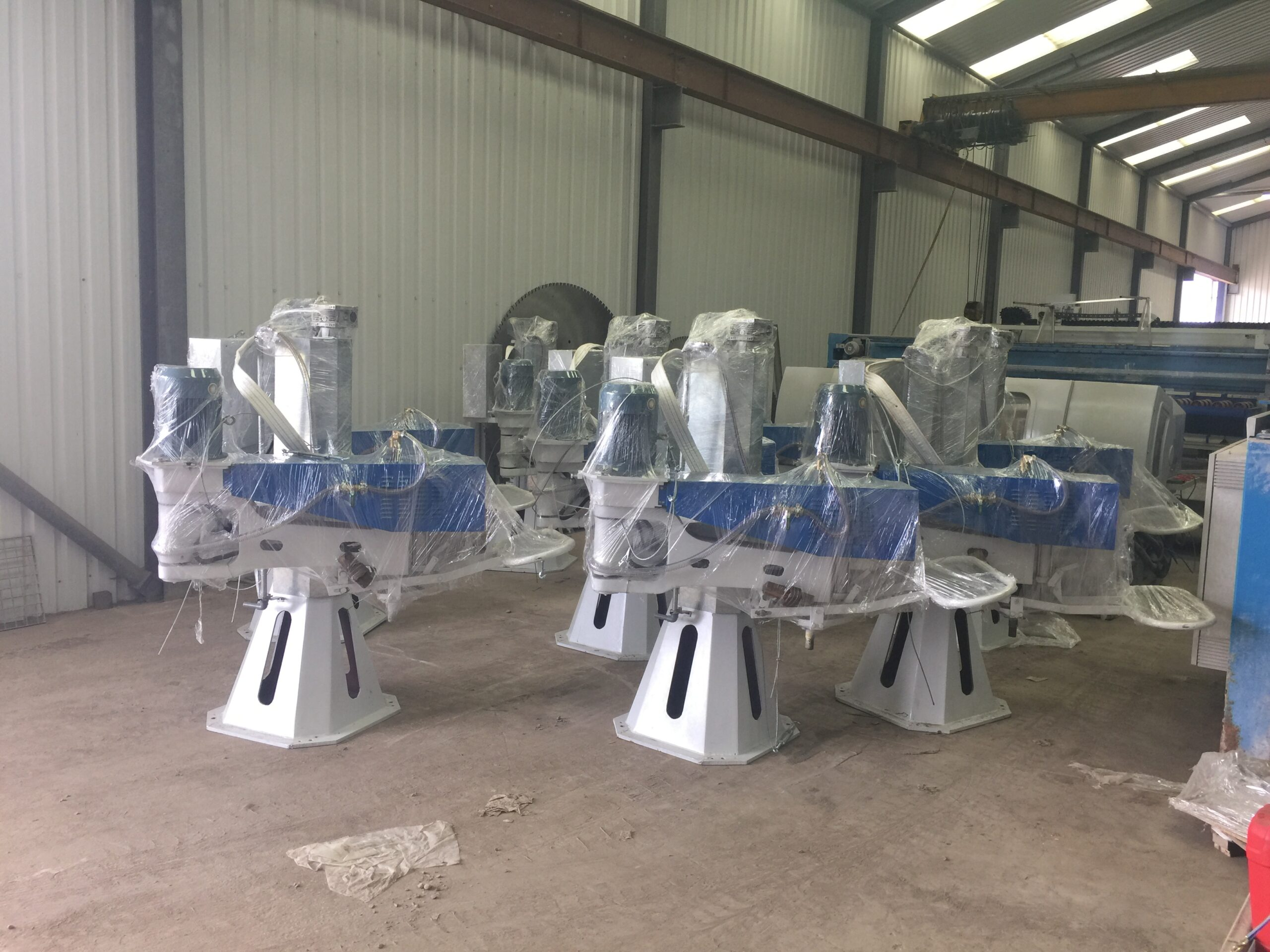 You are currently viewing Jenny Lind Manual Polishing Machines