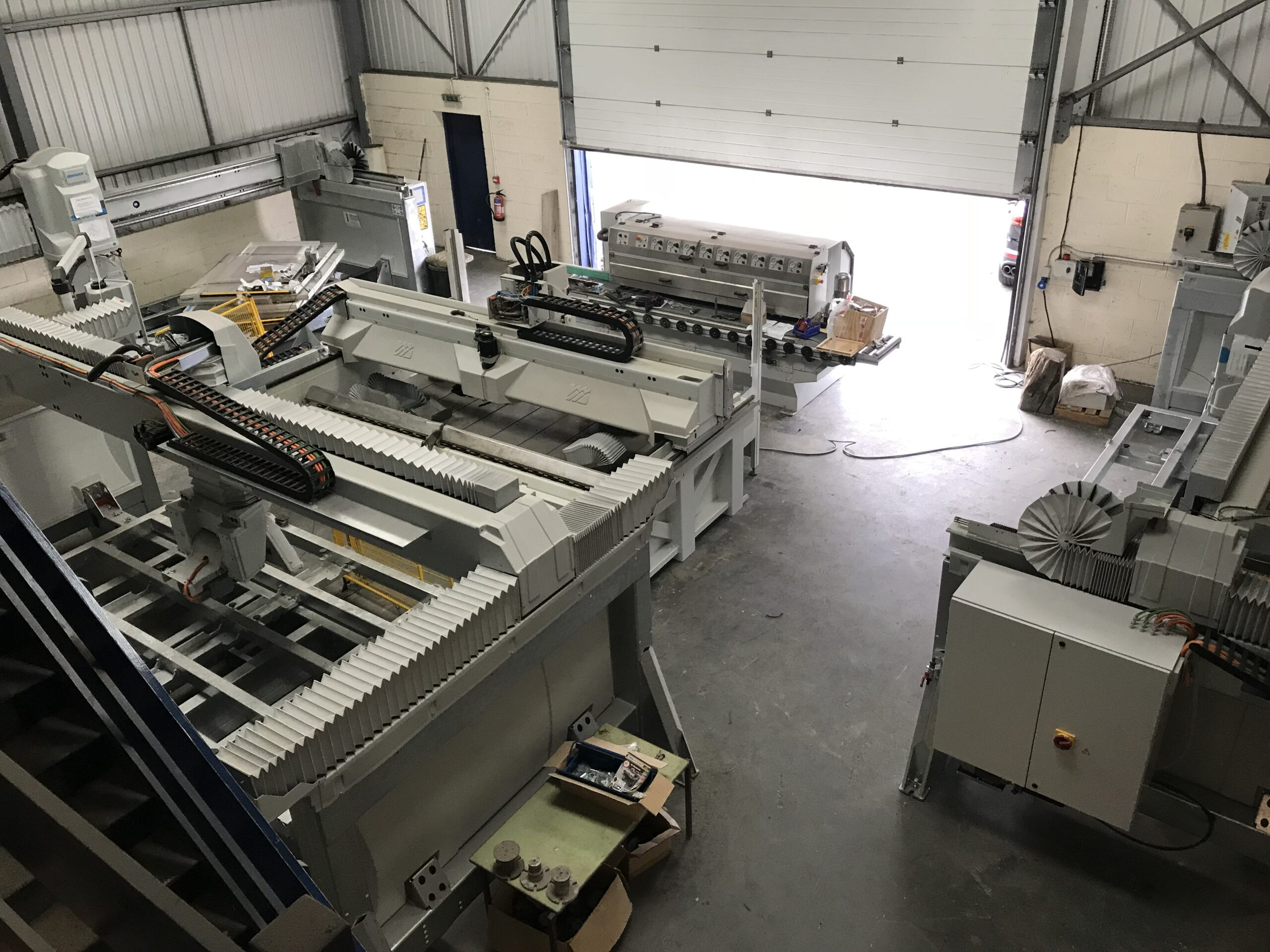Take a look at our stock of machines