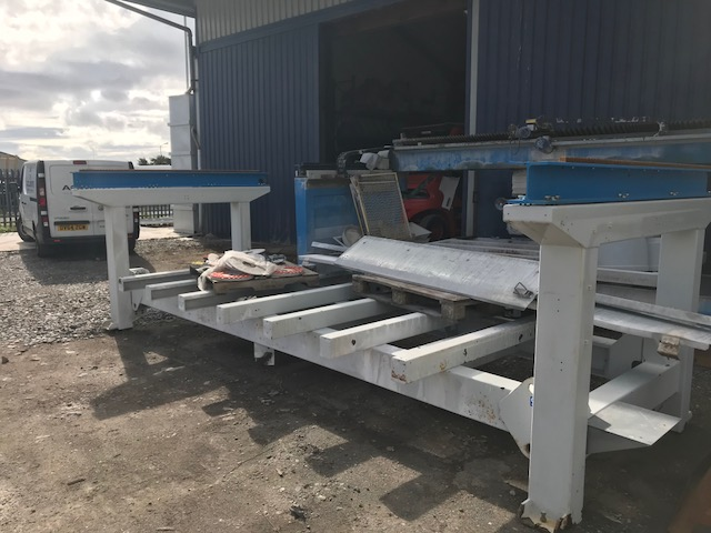 Next machine in line for refurbishment….