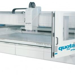 DENVER – QUOTA 4200 – 3 & 4 AXIS CNC