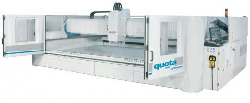 DENVER - QUOTA 4200 - 3 & 4 AXIS CNC