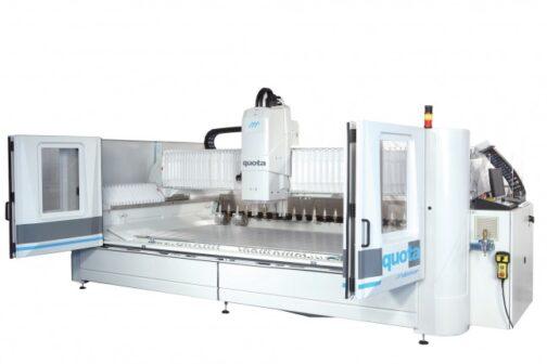 DENVER - QUOTA 3350 - 3 & 4 AXIS CNC