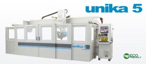 DENVER - UNIKA 5 - 5 AXIS CNC