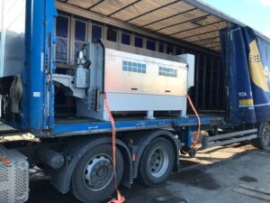More Machines Arriving!