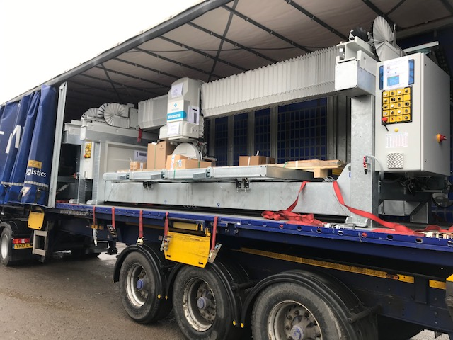 You are currently viewing More machines arriving!